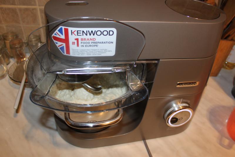 Kenwood Titanium Chef - framantare paine