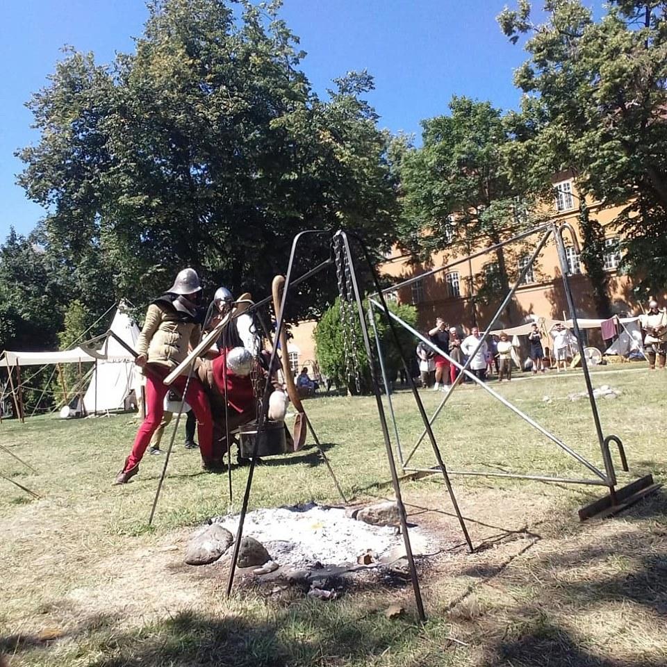 Festival medieval la Timișoara