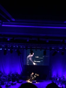 Concert Clayderman martie 2019