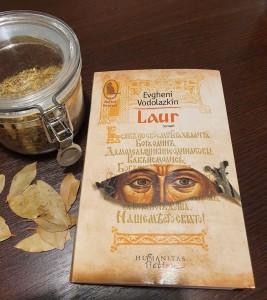 recenzie Laur de Evgheni Vodolazkin
